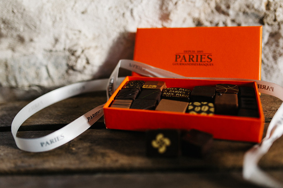 chocolat Paries box 64