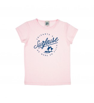 Tee-shirt fille SURFEUR GENERATION