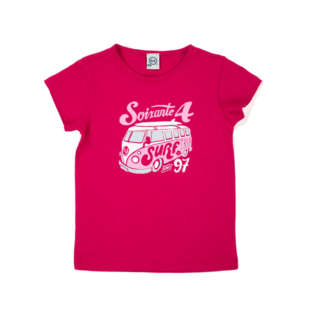 Tee-shirt fille GIRL TRIP