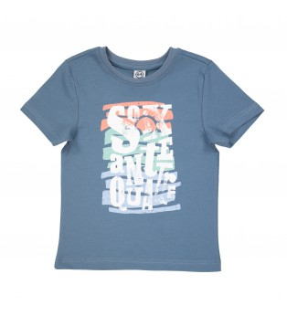 Tee-shirt garçon SUNSET STAMP