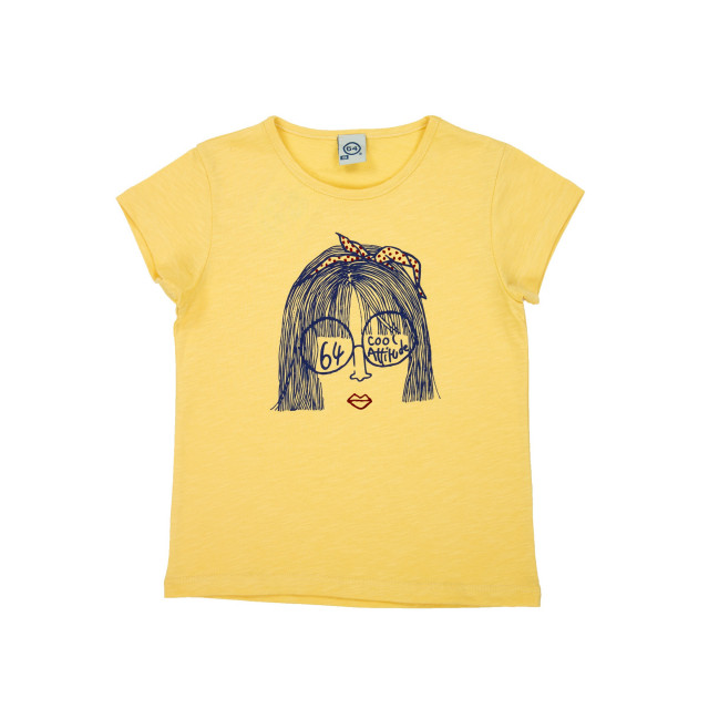 Tee-shirt fille COOL ATTITUDE