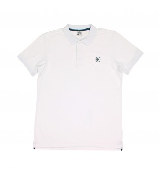 Polo homme ESSENTIELS 64 LOGO