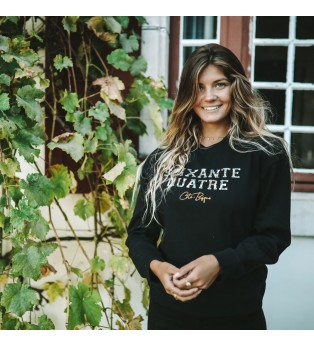 Sweat femme FEUILLAGE COTE BASK