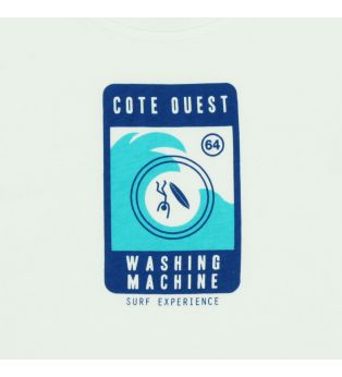 Tee-shirt garçon WASHING MACHINE