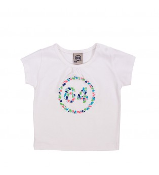 Tee-shirt bébé MULTICOQUILLAGE