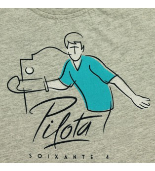 Tee-shirt homme PILOTA ROUGH