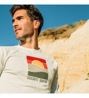 Sweat homme DESERT SUNSET