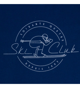 Tee-shirt homme SKI CLUB