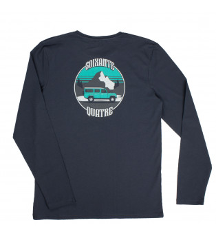 Tee-shirt homme ROUTE IRATY