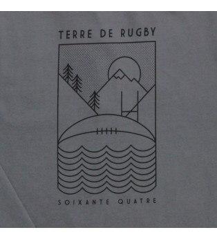 Polo homme TERRE2RUGBY