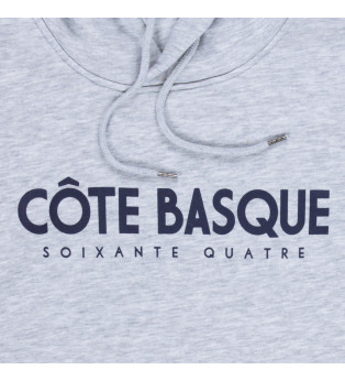 Sweat homme TYPO BASQUE