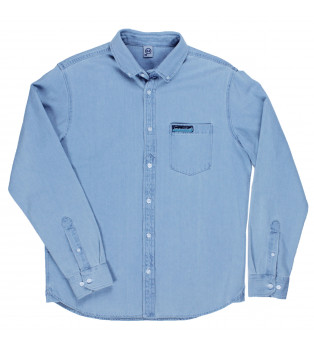 Chemise homme jean