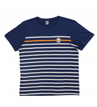 Tee-shirt homme PSO PATCH bleu