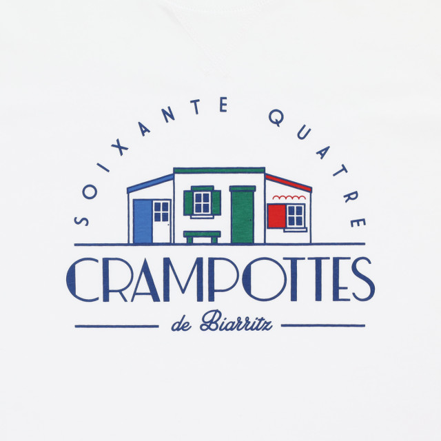 Tee-shirt homme CRAMPOTTES