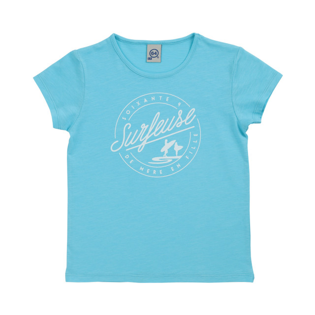 Tee-shirt fille SURFEUSE MERE FILLE