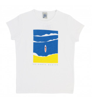 Tee-shirt fille LONESOME SURF