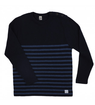 Pull homme PSO LABEL