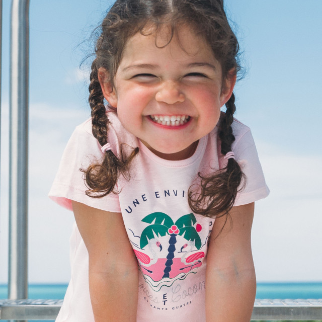Tee-shirt fille COCONUTS