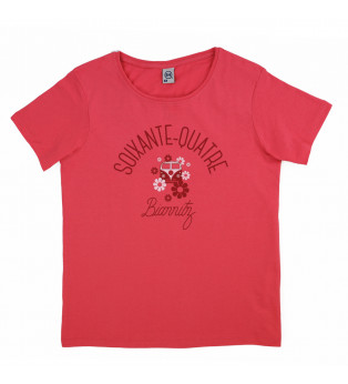 Tee-shirt femme ON THE ROAD