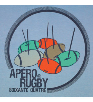 Tee-shirt homme APERO RUGBY