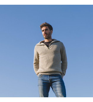 Pull homme ZUGA LABEL