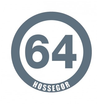Sticker HOSSEGOR