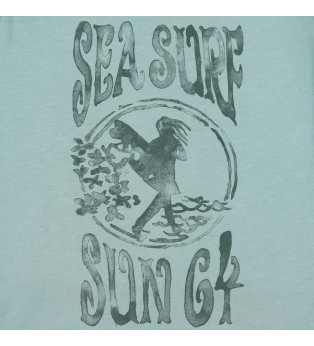 Tee-shirt femme SEA AND SURF