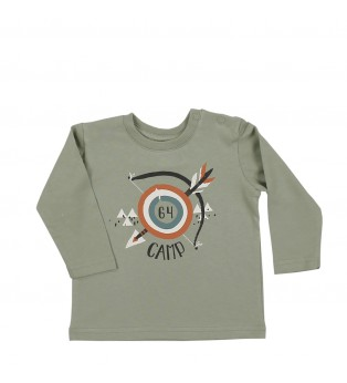 Tee-shirt bébé 64CAMP