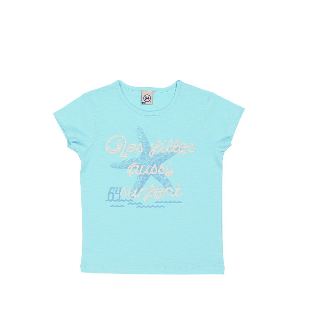 Tee-shirt fille GIRLPOWER