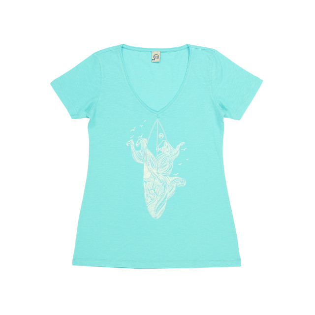 Tee-shirt femme FLY OUT