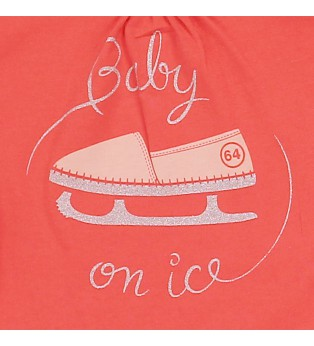 Tee-shirt bébé EUSKADI ON ICE