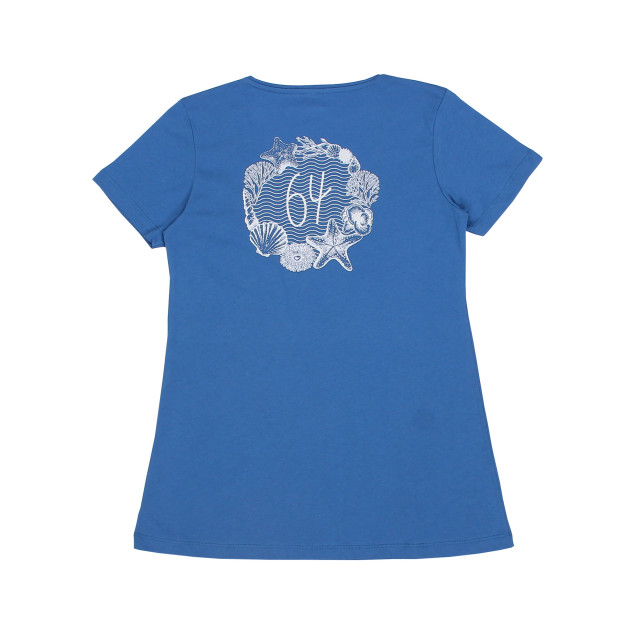 Tee-shirt femme COQUILLAGES 64