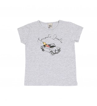 Tee-shirt fille MINI 80S