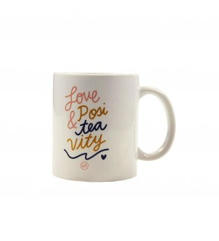 Mug Positeavity YOUMAKEFASHION