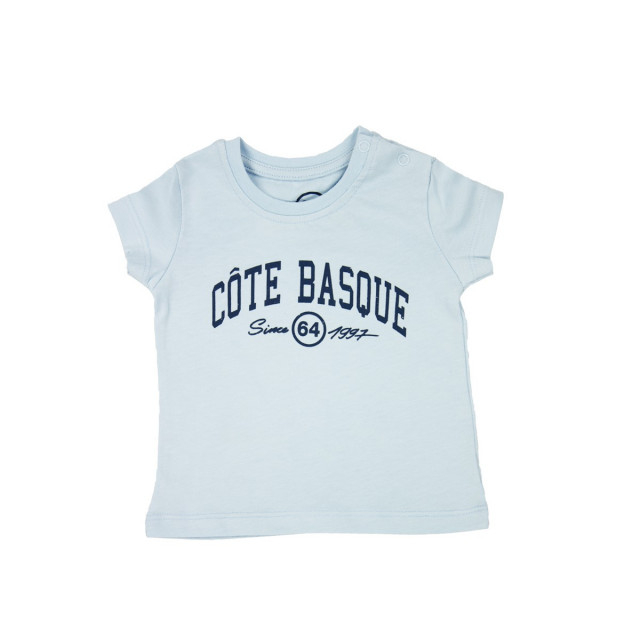 Tee-shirt bébé ESSENTIELS COTE BASQUE CITY