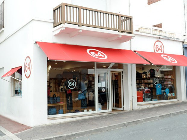 Boutique 64 Saint-Jean-de-Luz
